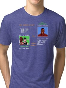 I'd Rather Get Punched Out Tri-blend T-Shirt