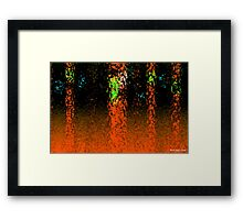 October 30 Framed Print