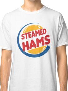 Steamed Hams – Principal Skinner, Superintendant Chalmers Classic T-Shirt