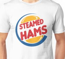 Steamed Hams – Principal Skinner, Superintendant Chalmers Unisex T-Shirt