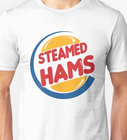 Steamed Hams – Principal Skinner, Superintendant Chalmers Unisex T-Shirt