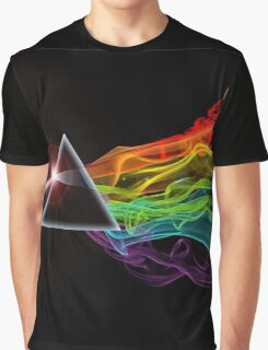 Pink Floyd – The Dark Side Of The Moon Graphic T-Shirt