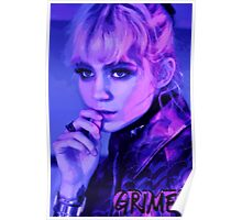 Grimes 2016 Poster