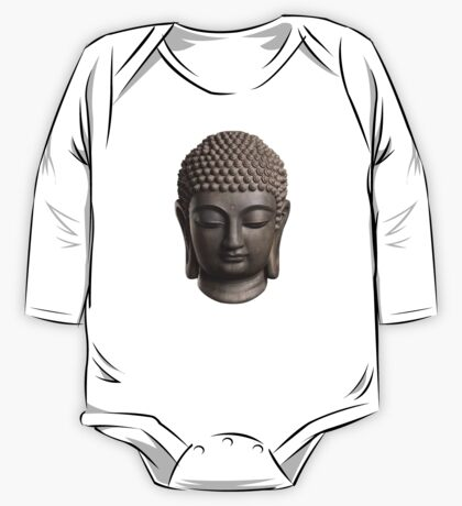 Buddha head One Piece - Long Sleeve