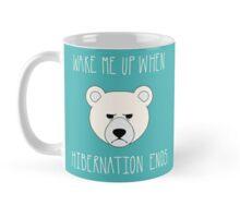 Wake Me Up When Hibernation Ends: Polar Mug