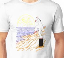 Daniel Sees The Bird Unisex T-Shirt