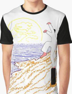 Daniel Sees The Bird Graphic T-Shirt