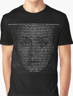 Hello, Adele Graphic T-Shirt