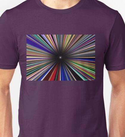 Spectral Vortex Unisex T-Shirt