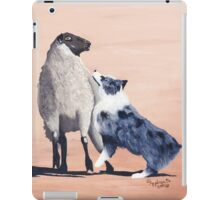 One Tough Sheepdog Australian Shepherd iPad Case/Skin