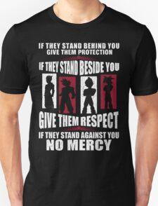 Show no mercy T-Shirt
