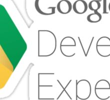 Google Developer Expert Sticker
