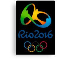 Rio 2016 Olympics Canvas Print
