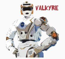 Nasa Space Travel Poster - Valkyrie Robert One Piece - Short Sleeve