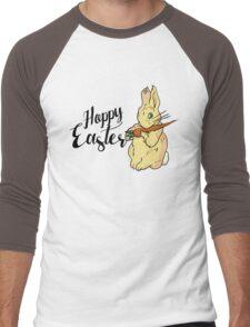 HOPPY easter Men's Baseball ¾ T-Shirt
