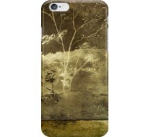 SOUL for nature iPhone Case/Skin