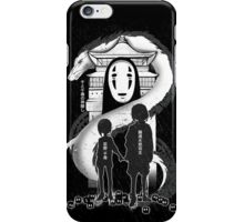 Spirited Noir  iPhone Case/Skin