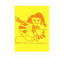 Peng! - Stereolab Art Print