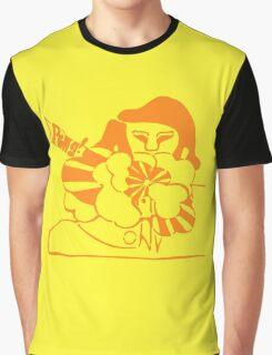 Peng! - Stereolab Graphic T-Shirt