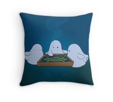 Ouija Board Throw Pillow