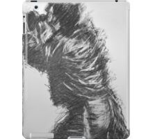 Sham 69 - Jimmy Pursey iPad Case/Skin