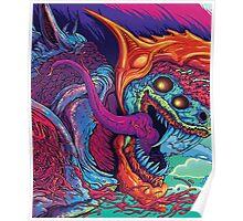 Hyperbeast merch Poster
