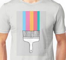 Colorful cartoon fantasy paintbrush  Unisex T-Shirt