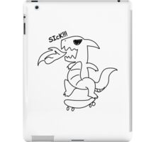 SICK DRAGON BRO iPad Case/Skin