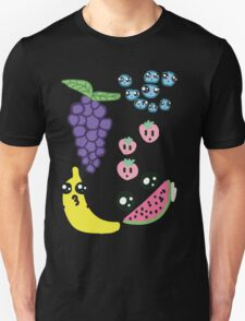 Kawaii Fruit  Unisex T-Shirt