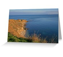 Peveril Point Greeting Card