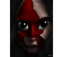Katniss Photographic Print