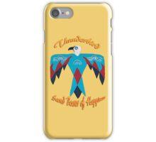 Thunderbird ~ Sacred Bearer of Happiness iPhone Case/Skin
