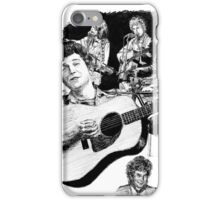 Bob Dylan - Busy Being Born iPhone Case/Skin