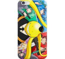 Ansatsu Kyoushitsu iPhone Case/Skin