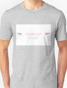 team cap (with wings) Unisex T-Shirt