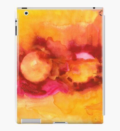 Artrageous Abstracts with colours that pop! iPad Case/Skin