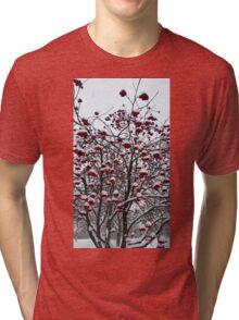 Red Berries Tri-blend T-Shirt