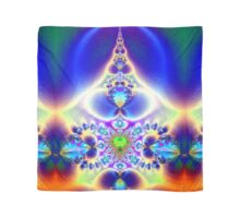 Colorful Fractal Abstract Scarf
