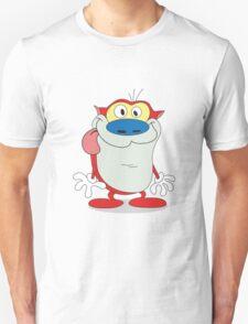 "Stimpson ""Stimpy"" J. Cat Unisex T-Shirt"