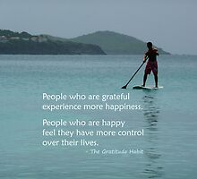 People Who Are Grateful by Wendy Meg Siegel