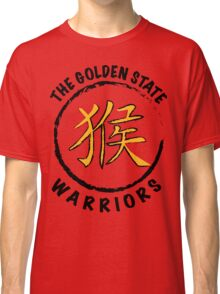 Chinese New Year Golden State Warriors Classic T-Shirt