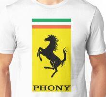 Phony Ferrari Unisex T-Shirt