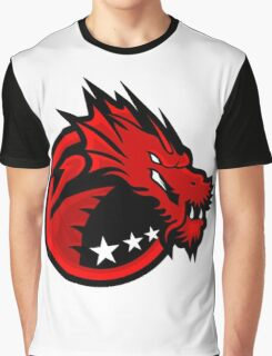 Binary Dragons logo Graphic T-Shirt