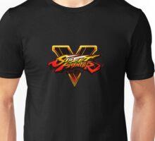 Street Fighter V logo Unisex T-Shirt