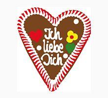 Oktoberfest Gingerbread Heart Unisex T-Shirt