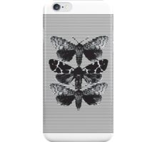 Space moth iPhone Case/Skin