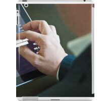 Businessman with digital tablet PC iPad Case/Skin