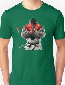 Ryu Street Fighter V artwork t-shirt Unisex T-Shirt