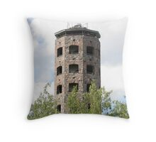 Enger Tower Throw Pillow