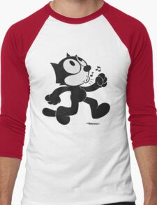 Felix Men's Baseball ¾ T-Shirt